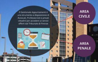 Ecco Smart Pass: il nuovo metodo digitale per accedere ai servizi del Tribunale di Firenze